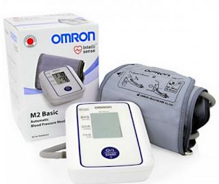 سعر وصور ومواصفات اومرون جهاز قياس ضغط الدم OMRON M2 BASIC FOR BLOOD PRESSURE