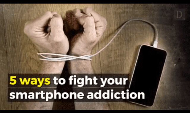 5 Ways To Fight Your Smartphone Addiction