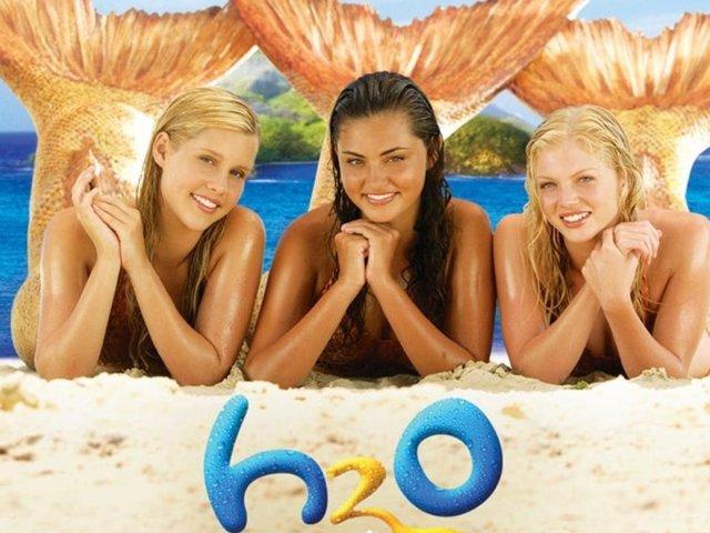 Momento Nostalgia - H2O: Meninas Sereias