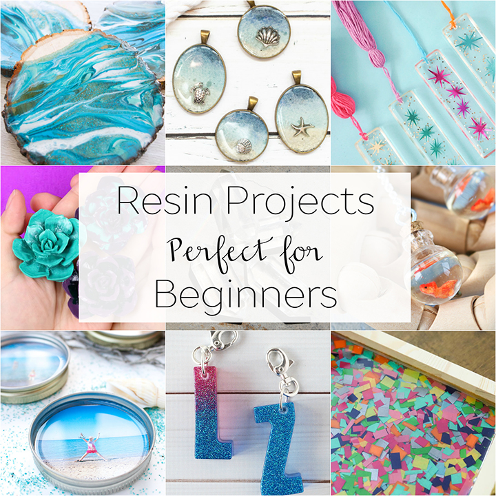 Resin Projects for Beginners