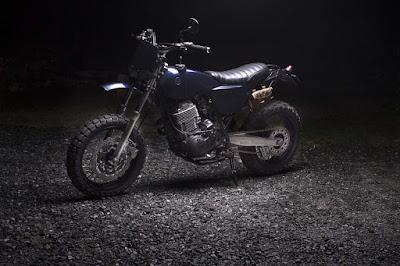 Yamaha XT 600 Scrambler Custom