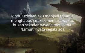 """""""Pilihan Gambar Kata Mutiara Rindu 2019"""""""