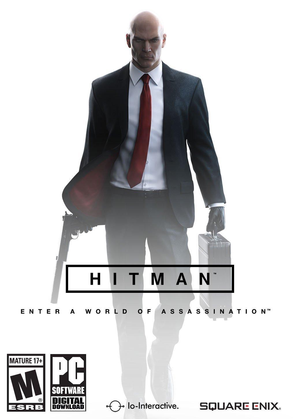 Hitman ESPAÑOL PC