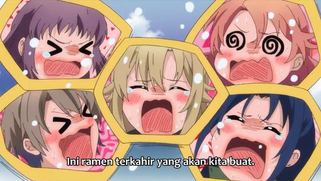 Soukou Musume Senki Episode 04 Subtitle Indonesia