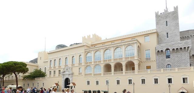 Mónaco, Palacio Grimaldi