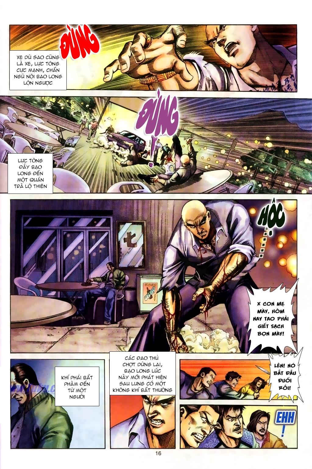 Đại Ca Giang Hồ chap 6 - Trang 4