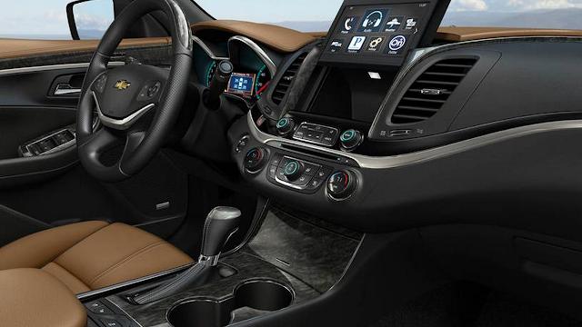 2019 Chevrolet Impala Premier Review