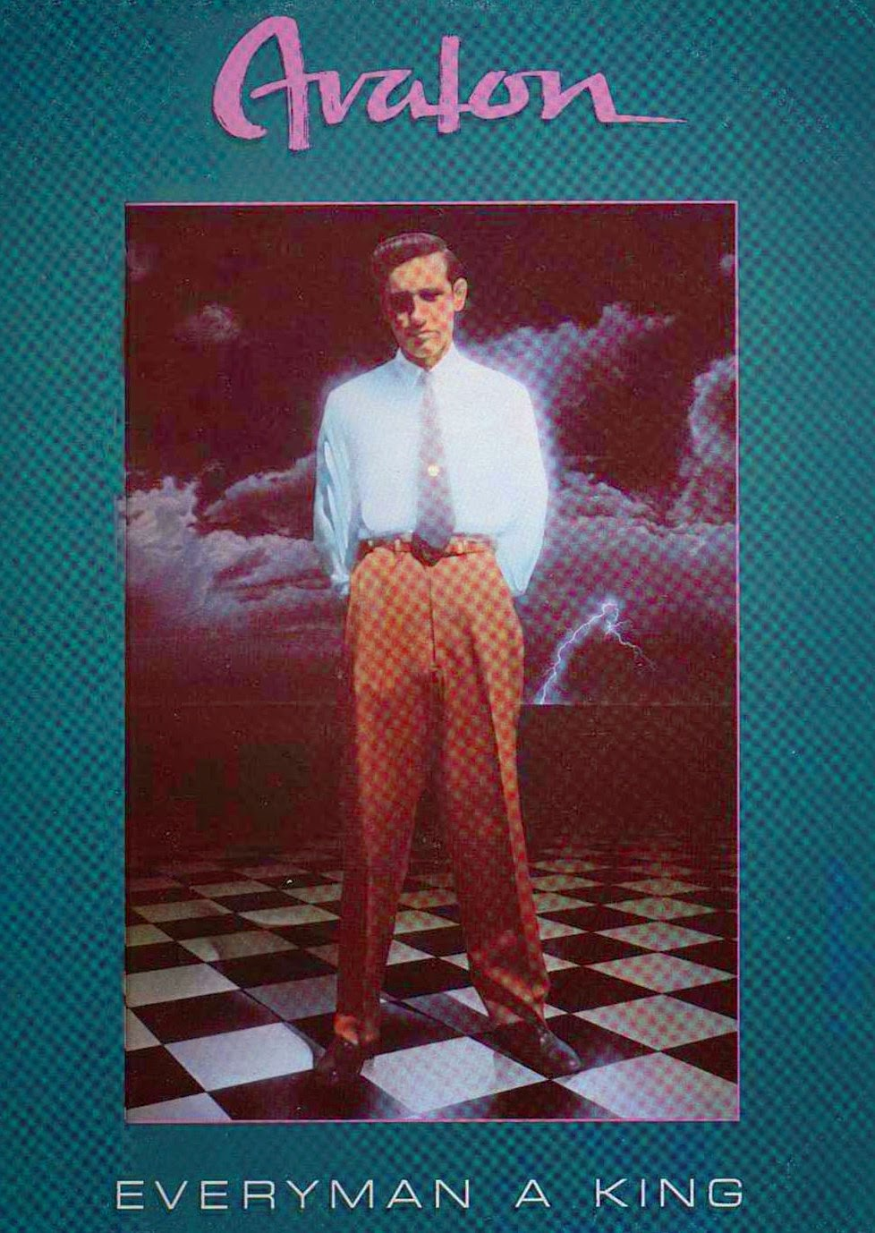 Avalon Everyman a king 1982 aor melodic rock