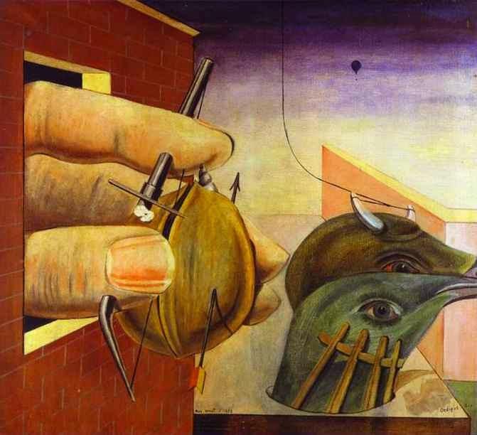 Oedipus Rex - O Surrealismo de Max Ernst | Alemão