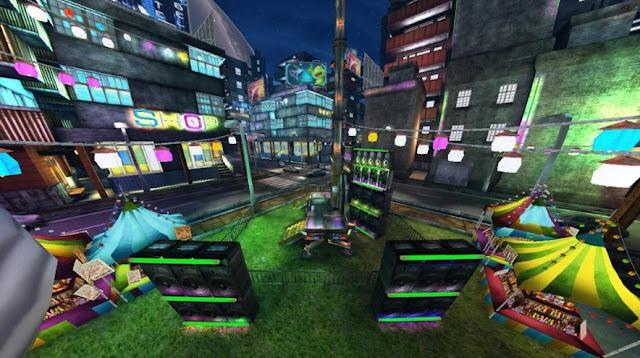 VR Crazy Swing