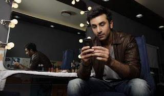 Ranbir Kapoor prefers to be invisible in social media