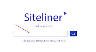 masukan alamat url blog untuk cek broken link