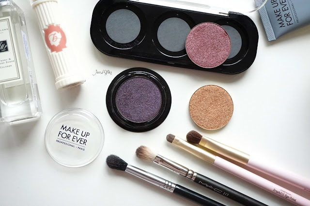 makeup Forever, artist shadow, me 728, d 826, me 930, review, swatch, packaging