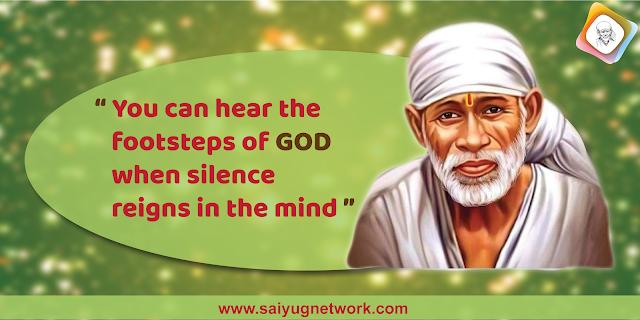 Prayer To Baba To Bless Me With A Good Job Soon - Sai Devotee Jayalakshmi