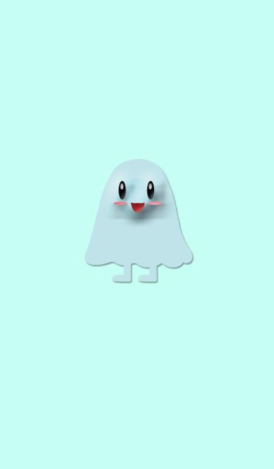 Three-dimensional ghosts