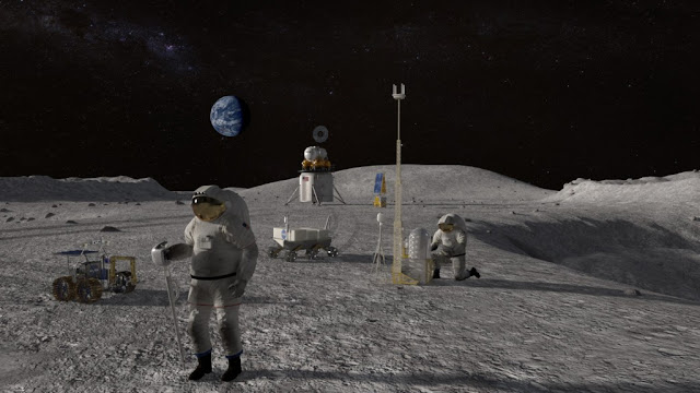 Russia and China Want to Build Space Stations on the Moon
