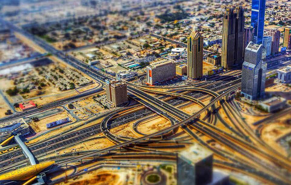 Τα πάντα είναι ψεύτικα στο Ντουμπάι