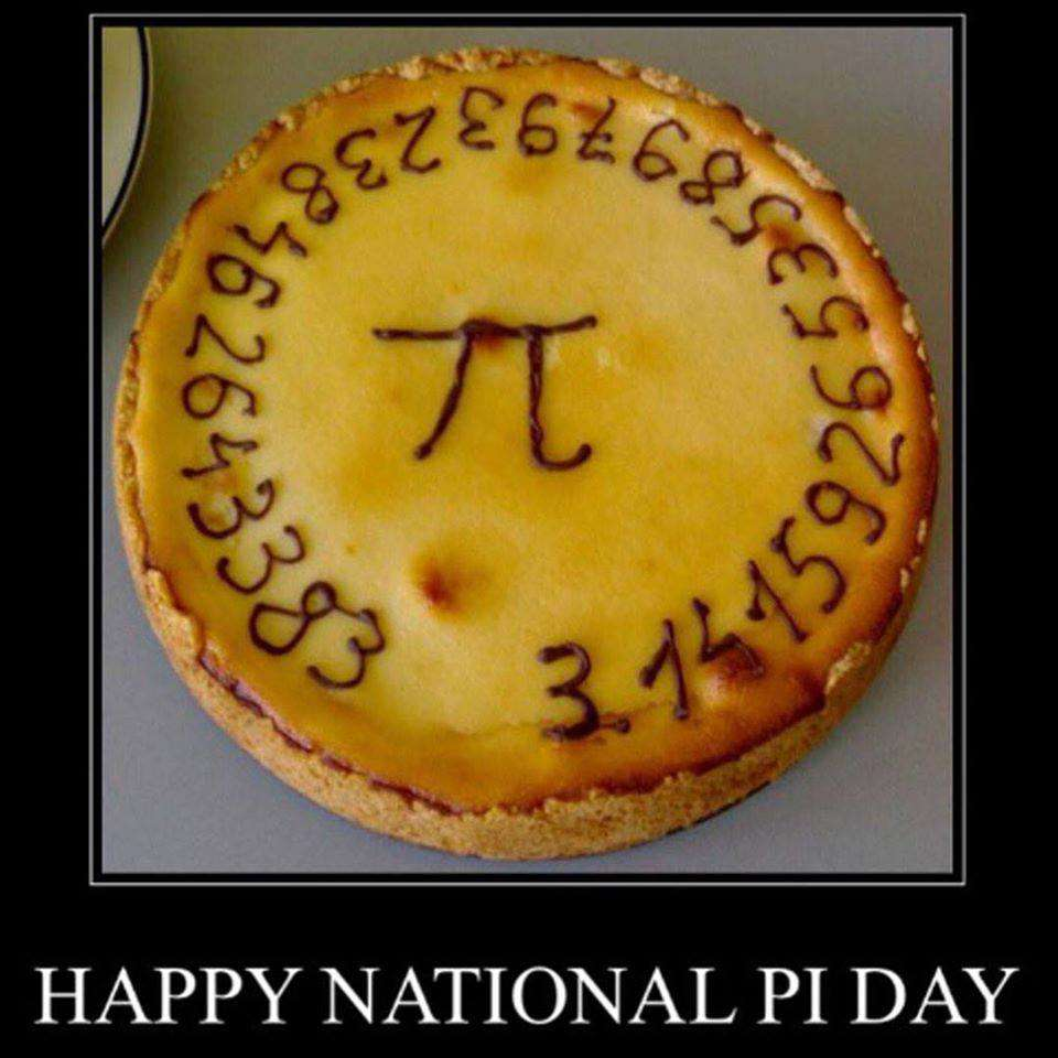 National Pi Day Wishes Lovely Pics