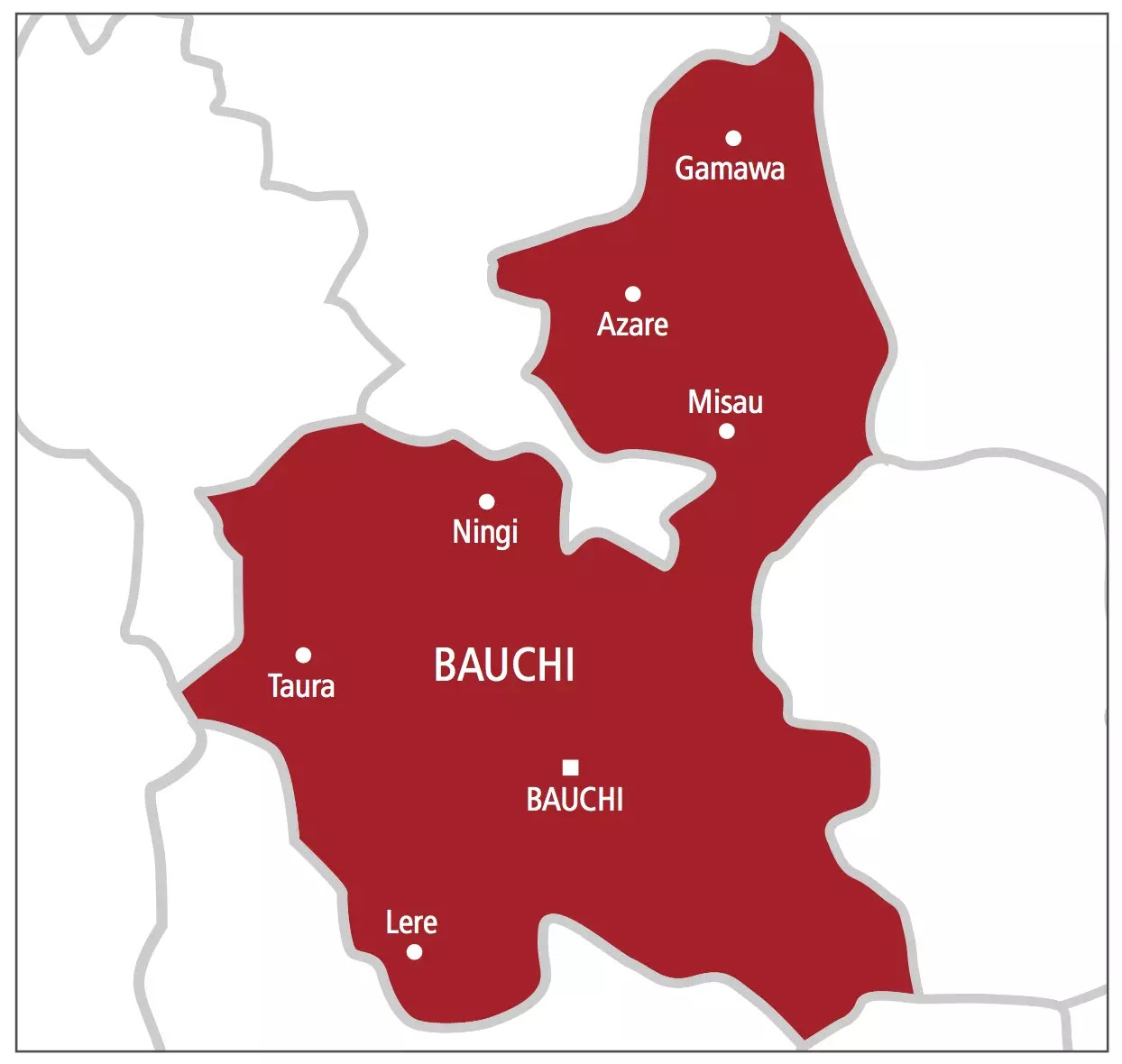 Bauchi State #