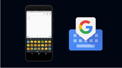 """Tersedia Aplikasi Keyboard  """"GBoard Go"""" Untuk Android 8.1 [ oreo 8.1 ] Dengan RAM Rendah, Download Apk"""