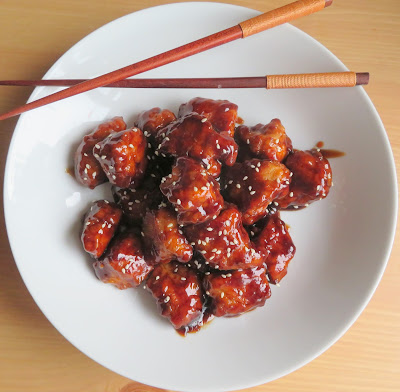 General Tso's Chicken for Two