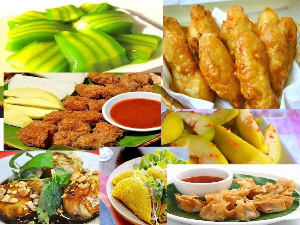 Kinh doanh đồ ăn vặt online