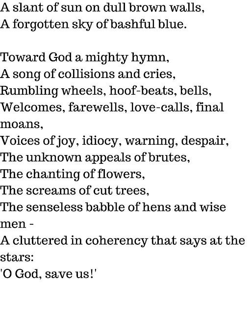 Stephen Crane poem