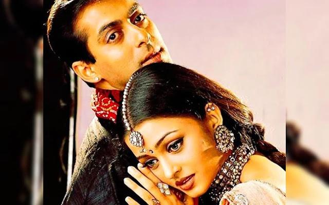 Salman Khan Hugs Aishwarya Rai At An Event