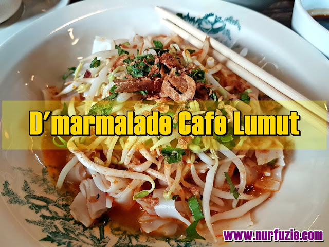 D'marmalade Cafe Lumut