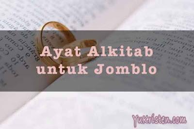 ayat alkitab untuk jomblo