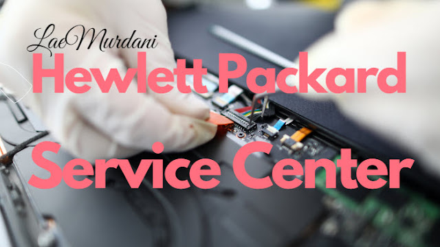 Service Center Laptop HP diseluruh Indonesia