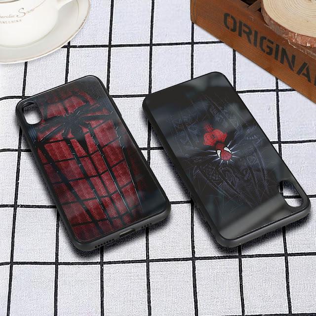 PSD Mockup Glass Case Iphone XR