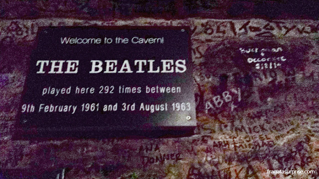 The Cavern Club, Liverpool