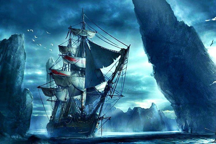 Mary Celeste'in yeni kaptanı Briggs, yedi tayfasıyla birlikte New York'tan Cenova doğru yola çıktı.