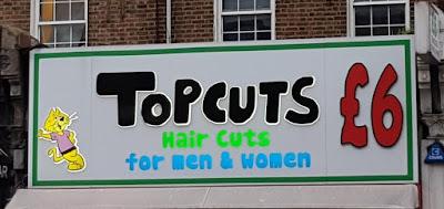 Topcuts in London