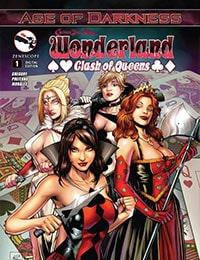 Grimm Fairy Tales presents Wonderland: Clash of Queens