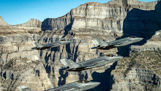 Un nuevo informe sobre los cazas F-35 revela cientos de fallas de 'software' y serios defectos en las armas