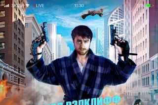 Guns Akimbo Russia poster