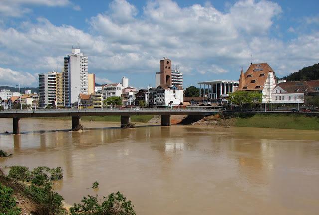 Rio Itajaí - Blumenau