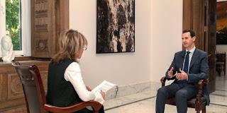 President al-Assad to Mail