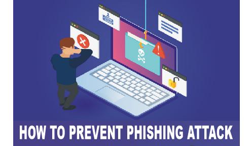 Prevent Online Phishing Attacks