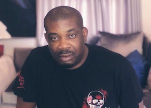 Don Jazzy Credited A Fan Bank Account With N100k After He Said This To Him Yesterday (photo)