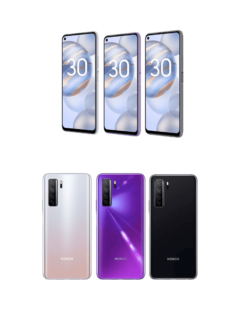 HONOR 30S coming to Europe as rebranded Huawei P40 Lite 5G?