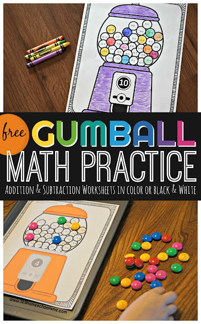 Gumball-Math-Practice-Addition-Subtraction-Worksheets