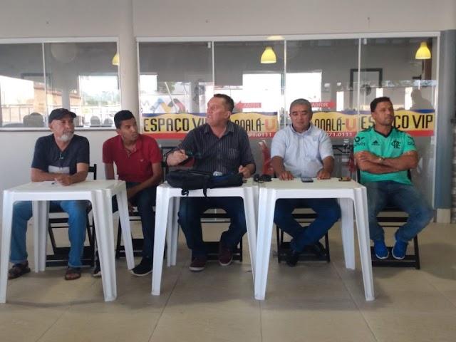 Arbitral discute Copinha de Base Sub-15 e Sub-17 do Médio Parnaiba; largada da competição acontece no final de fevereiro.