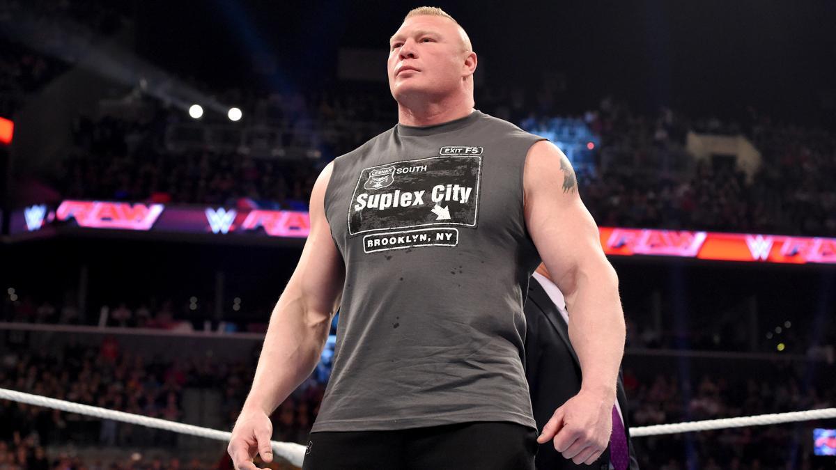 Arn Anderson aponta Brock Lesnar como possível vencedor da Royal Rumble Match 2021