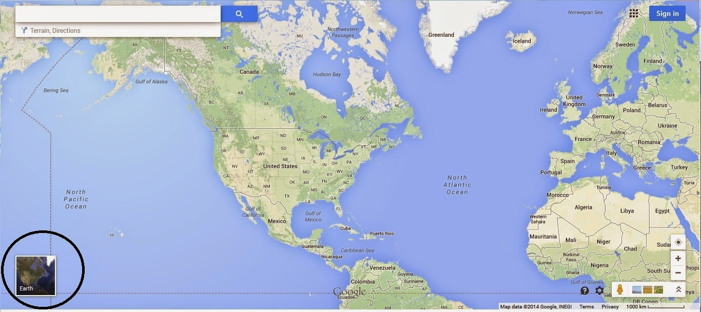 Google Earth Map Of Spain.How To Explore The Moon And Mars In Google Maps
