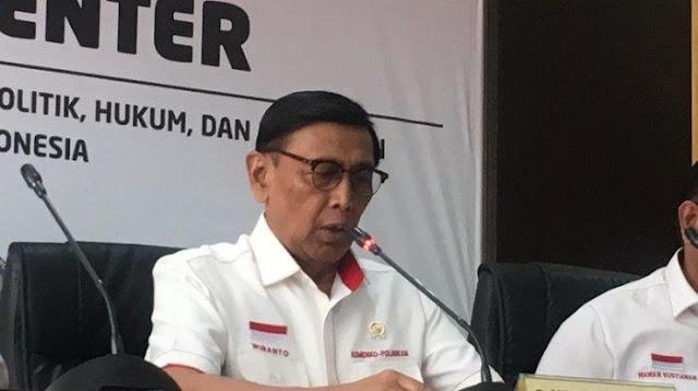 Wiranto: Ada Pihak yang Ingin Mengacaukan Republik Ini