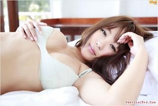 Gái xinh facebook Mai Nishida