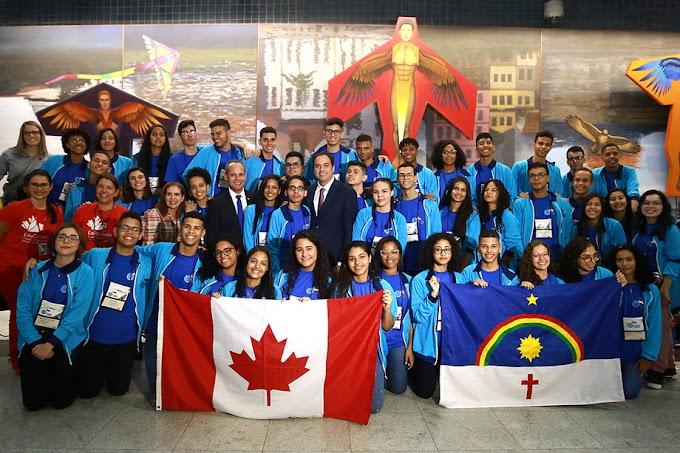 8ª edição do Ganhe o Mundo envia mais de 150 alunos para o Canadá